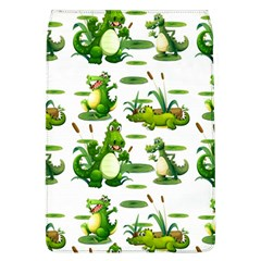 Crocodiles In The Pond Flap Covers (l)