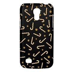 Golden Candycane Dark Galaxy S4 Mini