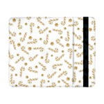 Golden Candycane Light Samsung Galaxy Tab Pro 8.4  Flip Case Front