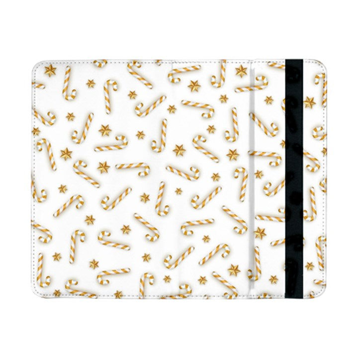 Golden Candycane Light Samsung Galaxy Tab Pro 8.4  Flip Case