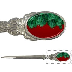 Xmas Tree Letter Openers