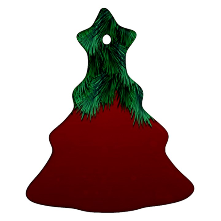 Xmas Tree Ornament (Christmas Tree)