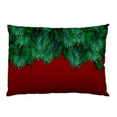 Xmas Tree Pillow Case (two Sides)