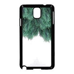 Snow And Tree Samsung Galaxy Note 3 Neo Hardshell Case (black)