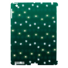 Christmas Light Green Apple Ipad 3/4 Hardshell Case (compatible With Smart Cover)