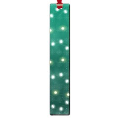Christmas Light Green Large Book Marks