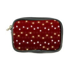 Christmas Light Red Coin Purse