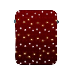 Christmas Light Red Apple Ipad 2/3/4 Protective Soft Cases