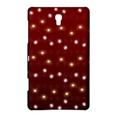 Christmas Light Red Samsung Galaxy Tab S (8 4 ) Hardshell Case