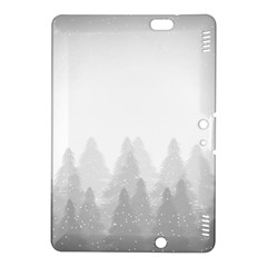 Winter Land Light Kindle Fire Hdx 8 9  Hardshell Case