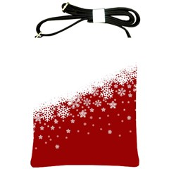 Xmas Snow 01 Shoulder Sling Bags