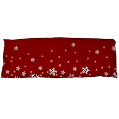 Xmas Snow 02 Body Pillow Case Dakimakura (two Sides)