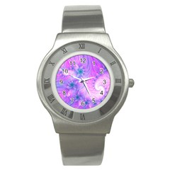 Delicate Stainless Steel Watch