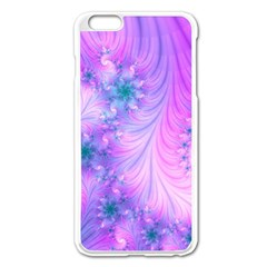Delicate Apple Iphone 6 Plus/6s Plus Enamel White Case