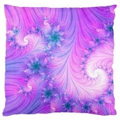 Delicate Large Cushion Case (two Sides)
