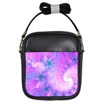 Delicate Girls Sling Bags Front