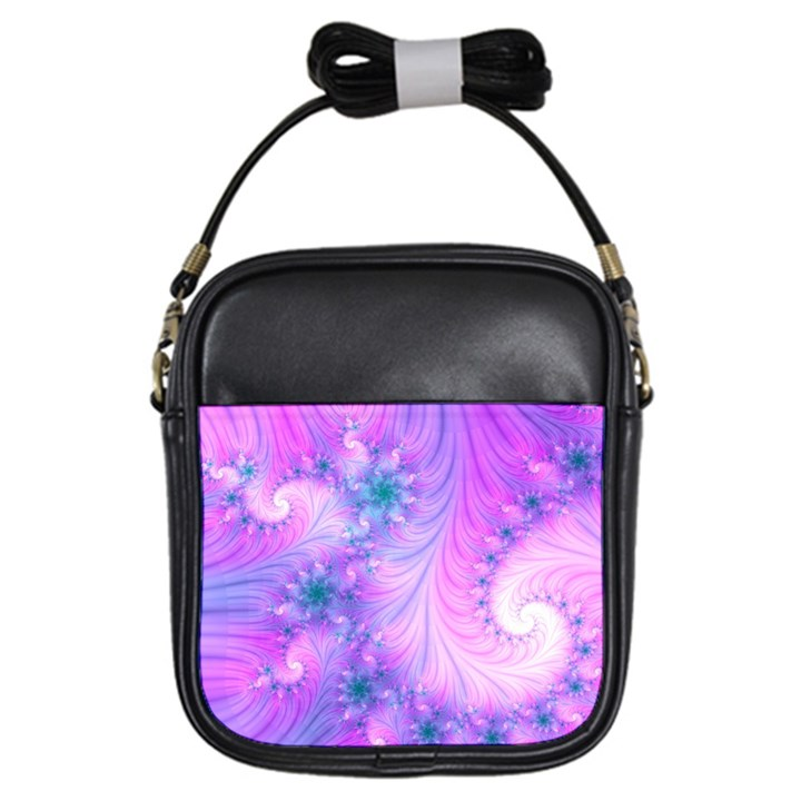 Delicate Girls Sling Bags