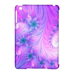 Delicate Apple Ipad Mini Hardshell Case (compatible With Smart Cover)