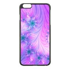 Delicate Apple Iphone 6 Plus/6s Plus Black Enamel Case