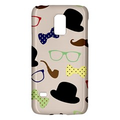 Moustache Hat Bowler Bowler Hat Galaxy S5 Mini