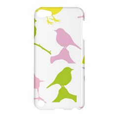 Birds Colourful Background Apple Ipod Touch 5 Hardshell Case