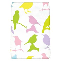 Birds Colourful Background Flap Covers (l)