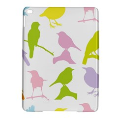 Birds Colourful Background Ipad Air 2 Hardshell Cases