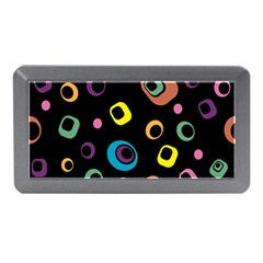 Abstract Background Retro 60s 70s Memory Card Reader (mini)