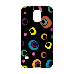 Abstract Background Retro 60s 70s Samsung Galaxy S5 Hardshell Case