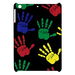 Handprints Hand Print Colourful Apple Ipad Mini Hardshell Case