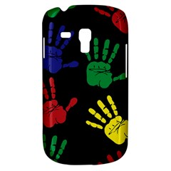 Handprints Hand Print Colourful Galaxy S3 Mini