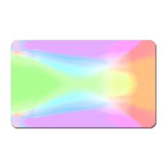 Abstract Background Wallpaper Paper Magnet (rectangular)