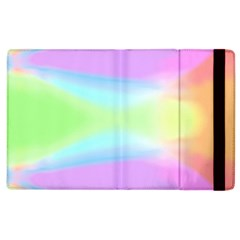 Abstract Background Wallpaper Paper Apple Ipad 3/4 Flip Case