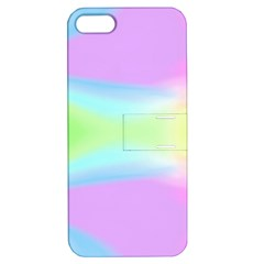 Abstract Background Wallpaper Paper Apple Iphone 5 Hardshell Case With Stand