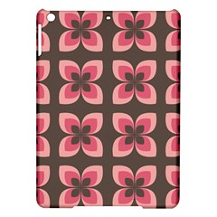 Floral Retro Abstract Flowers Ipad Air Hardshell Cases