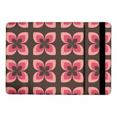 Floral Retro Abstract Flowers Samsung Galaxy Tab Pro 10 1  Flip Case