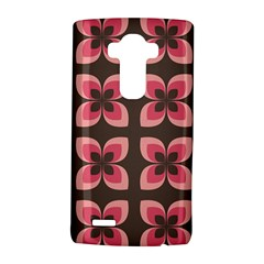 Floral Retro Abstract Flowers Lg G4 Hardshell Case