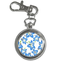 Hibiscus Wallpaper Flowers Floral Key Chain Watches