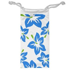 Hibiscus Wallpaper Flowers Floral Jewelry Bag