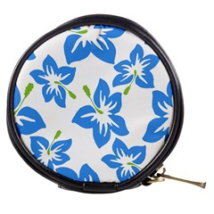 Hibiscus Wallpaper Flowers Floral Mini Makeup Bags