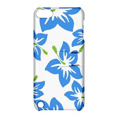 Hibiscus Wallpaper Flowers Floral Apple Ipod Touch 5 Hardshell Case With Stand