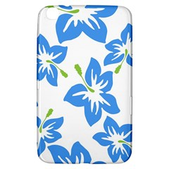 Hibiscus Wallpaper Flowers Floral Samsung Galaxy Tab 3 (8 ) T3100 Hardshell Case
