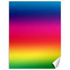 Spectrum Background Rainbow Color Canvas 18  X 24
