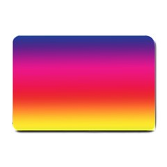 Spectrum Background Rainbow Color Small Doormat