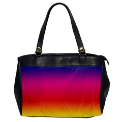 Spectrum Background Rainbow Color Office Handbags