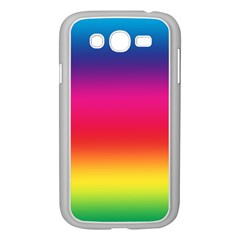 Spectrum Background Rainbow Color Samsung Galaxy Grand Duos I9082 Case (white)