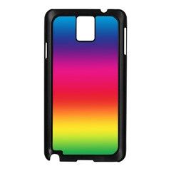 Spectrum Background Rainbow Color Samsung Galaxy Note 3 N9005 Case (black)