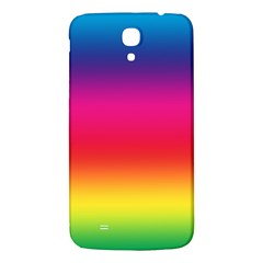 Spectrum Background Rainbow Color Samsung Galaxy Mega I9200 Hardshell Back Case