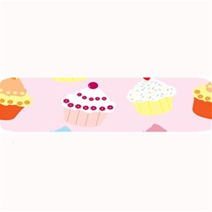 Cupcakes Wallpaper Paper Background Large Bar Mats