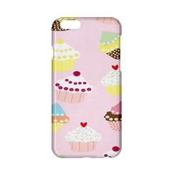 Cupcakes Wallpaper Paper Background Apple Iphone 6/6s Hardshell Case
